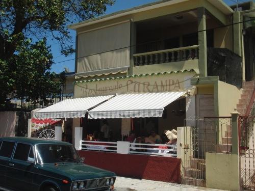 Restaurant La Rampa, calle 43